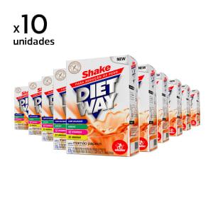 Kit 10x Diet Way 420 g – Midway