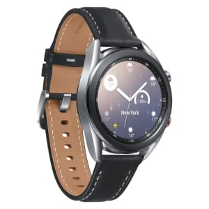 Smartwatch Samsung Galaxy Watch3 41mm LTE, Aço Inoxidável, Mystic Silver - SM-R855FZSPZTO