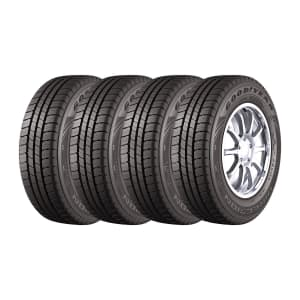 Kit 4 Pneus Aro 13 175/70R13 Goodyear Direction Touring