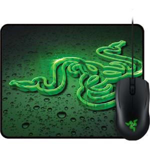 Combo Abyssus Green 2000 Dpi + Goliathus Small Speed Terra - Razer