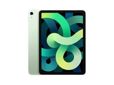 "iPad Air Tela 10,9"" 4ª Geração Apple - Wi-Fi + Cellular 64GB Verde - Magazine Ofertaesperta"