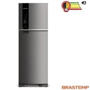 Oferta ➤ Refrigerador de 02 Portas Brastemp Frost Free com 375 Litros com Painel Eletrônico Inox – BRM45HK – BRBRM45HK_PRD   . Veja essa promoção