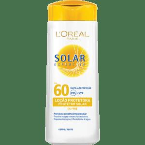 Protetor Solar Loção FPS 60 - Solar Expertise - L'oreal Paris
