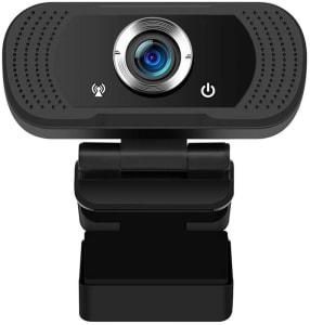 Decdeal Full HD 720p Angulo Amplo Usb Webcam USB