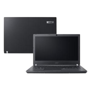Notebook Acer Intel Core i3 4GB 1TB Windows 10 Tela 14'' TMP449-G2-M-317Q Preto