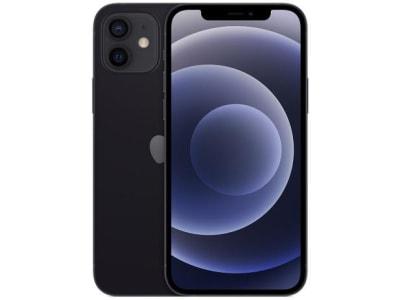 "iPhone 12 Apple 256GB Preto Tela 6,1"" - Câm. Dupla 12MP iOS - Magazine Ofertaesperta"
