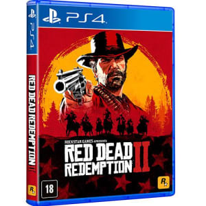 Game - Red Dead Redemption 2 - PS4