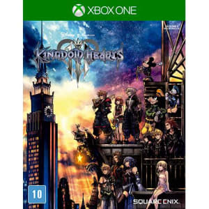 Game Kingdom Hearts III - XBOX ONE