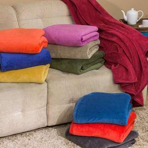 Cobertor Queen Fleece Galles - Casa & Conforto
