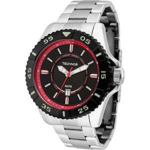 c1536dfb0454 ... a100557cccf Relógio Masculino Technos Acqua Analógico 2115KMB 1P ...