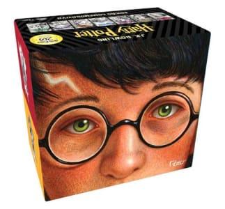 Livro - Box Harry Potter Edição Comemorativa 20 Anos - Capa Dura
