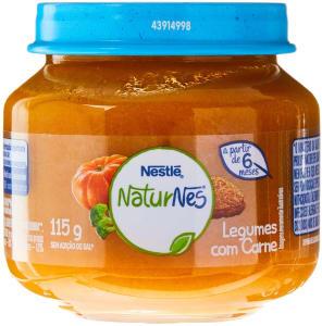 Confira ➤ 2 Unidades – Papinha Legumes com Carne – Nestlé – 115g ❤️ Preço em Promoção ou Cupom Promocional de Desconto da Oferta Pode Expirar No Site Oficial ⭐ Comprar Barato é Aqui!