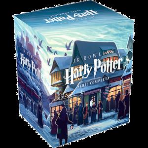 (APP) - Livro Box Harry Potter - Série Completa 7 Volumes