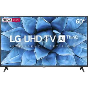 """Smart TV LED 60"""" LG 60UN7310 UHD 4K Wi-Fi Bluetooth HDR 10 PRO e HLG Pro"""