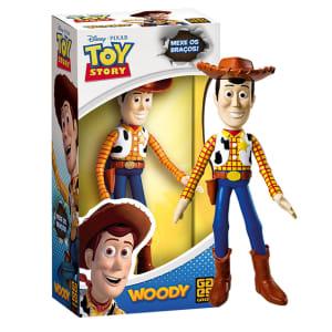 Boneco Toy Story 15cm Grow Woody