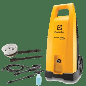 Lavadora de Alta Pressão Power Wash Plus Electrolux 1800 PSI Bico Turbo e Escova Giratória (EWS31)