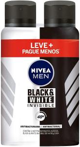 Confira ➤ Kit Desodorante Aerossol Nivea Men Black & White Power 150ml cada ❤️ Preço em Promoção ou Cupom Promocional de Desconto da Oferta Pode Expirar No Site Oficial ⭐ Comprar Barato é Aqui!