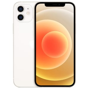 "iPhone 12 Apple 64GB Branco Tela de 6,1"", Câmera Dupla de 12MP, iOS"