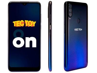 """Confira ➤ Smartphone TecToy ON 128GB 4GB Tela 6,22"""" ❤️ Preço em Promoção ou Cupom Promocional de Desconto da Oferta Pode Expirar No Site Oficial ⭐ Comprar Barato é Aqui!"""
