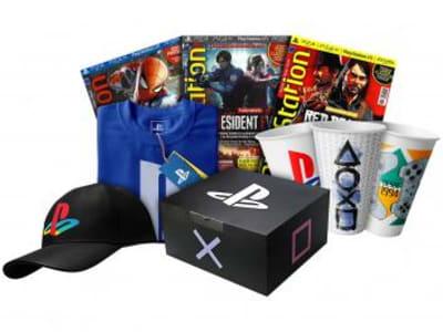 Box Oficial PlayStation Collectors - Banana Geek PSBOX-01
