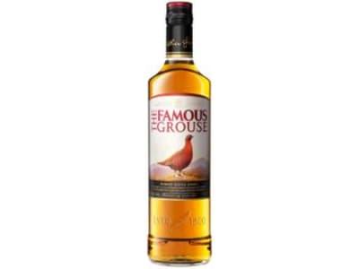 Whisky The Famous Grouse Escocês Blended - 750ml - Magazine Ofertaesperta