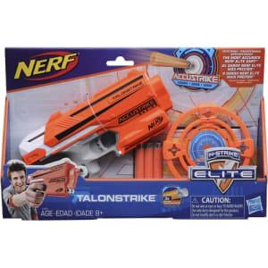 Lança Dardo Nerf Accu Talostrike - E3835 - Hasbro
