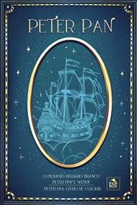 Box de Livros Peter Pan + Pôster + Marcadores e Cards - J.M. Barrie
