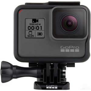 Câmera Digital Gopro Hero 10MP à prova d'água com Wi-Fi - Preto (Cód. 133408131)