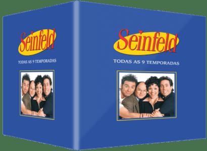 Oferta ➤ Seinfeld – A Série Completa – 33 DVDs (Cód: 8496449)   . Veja essa promoção
