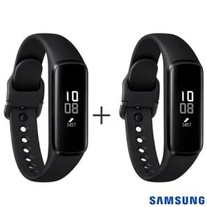 Galaxy Fit e Samsung Preto 0,74, Bluetooth 5.0 e 4 MB + Galaxy Fit e Samsung Preto 0,74, Bluetooth 5.0 e 4 MB