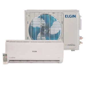 Ar Condicionado Split Inverter 24000 Btus Frio 220v Elgin 45hvfe24b2ia
