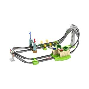 Pista Hot Wheels Mario Kart Circuito de Corridas Mattel GHK15
