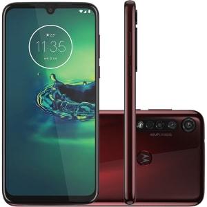 "Smartphone Motorola G8 Plus 64GB Dual Chip 4GB RAM Tela 6.3"""