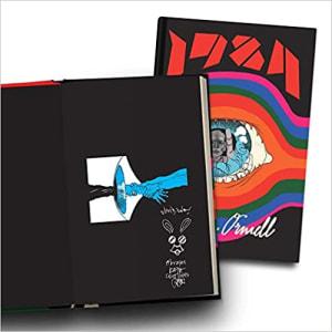Livro 1984 - Autografado Por Rafael Coutinho + Poster