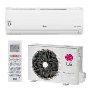 Ar Condicionado Split LG Dual Inverter Voice 9000 BTUs Frio 220V