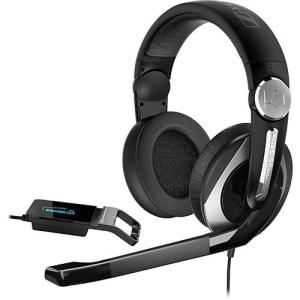 Headset Gamer 7.1 PC333D Sennheiser - PC