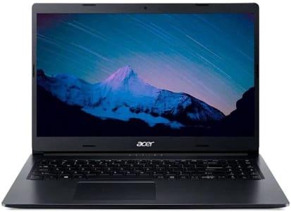 """Notebook Acer Aspire 3 Ryzen 3–3250U 8GB HD 1TB Radeon Vega 3 Tela 15,6"""" HD W10 - A315-23-R6DJ"""