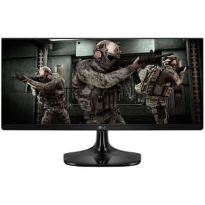 Monitor LED UltraWide 25'' LG 25UM58G IPS Full HD 1ms 75Hz