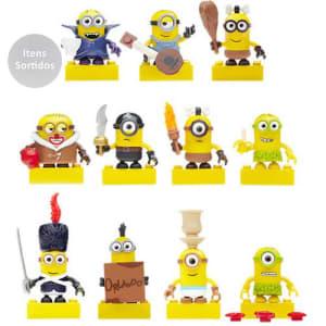 Mega Bloks Minions Figuras Surpresa - Mattel
