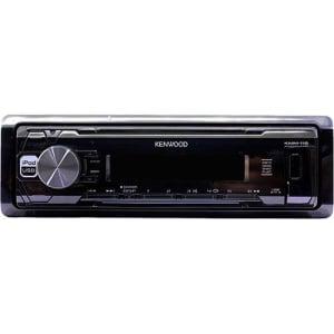 Som Automotivo Kenwood KMM-115 Player AM/FM  USB Entrada Auxiliar RCA