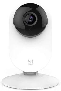 Câmera De Segurança Yi Home 1080p - Wifi - Babá Eletrônica
