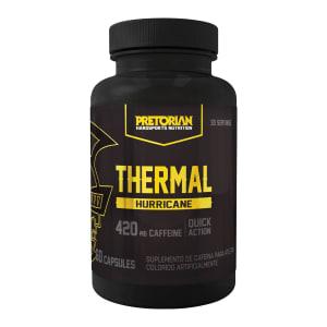 Thermal Hurricane 60 Cáps Exclusivo - Pretorian