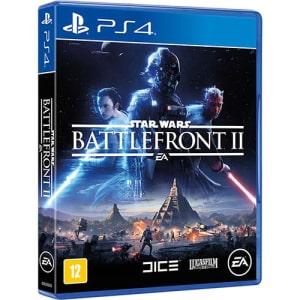 Game - Star Wars Battlefront II - PS4