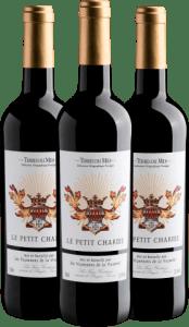 Kit 3 Le Petit Charme Terre du Midi 2019   Economize +R$15