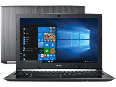 "Notebook Acer Aspire 5 A515-51-51UX Intel Core i5 - 8GB 1TB LED 15,6"" Windows 10"