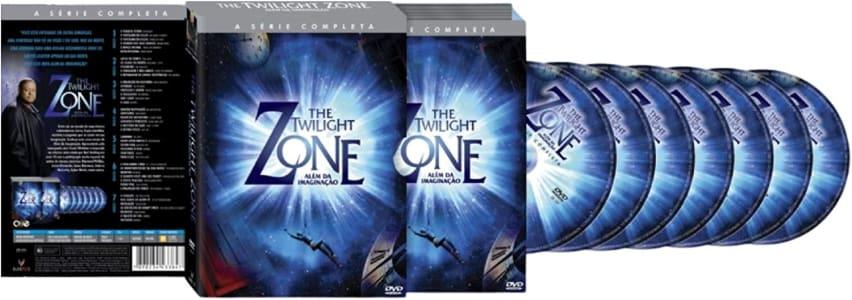The Twilight Zone - Além Da Imaginação - A Série Completa