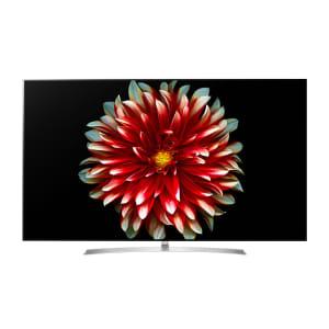 "Smart TV OLED 65"" LG OLED65B7P Ultra HD 4K 4 HDMI 3 USB Prata com Conversor Digital Integrado"