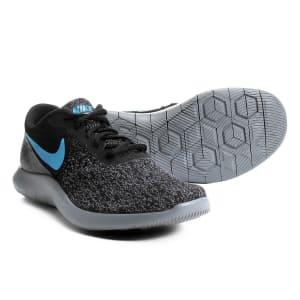 Tênis Nike Flex Contact Masculino - Preto e Azul