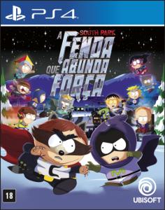 South Park - A Fenda Que Abunda Força - Edição Limitada - PS4 (Cód: 9862774)