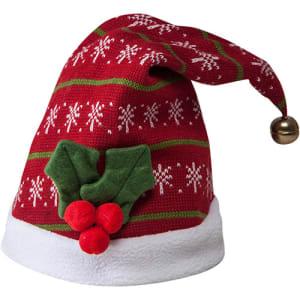 Gorro Maluco Vermelho Christmas Traditions